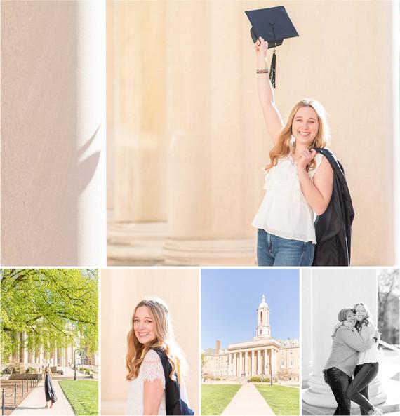 Jana's Graduate Session | Penn State Class of 2021