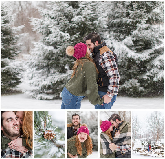 Cody + Taylor Engagement | Private Estate, Finleyville, PA