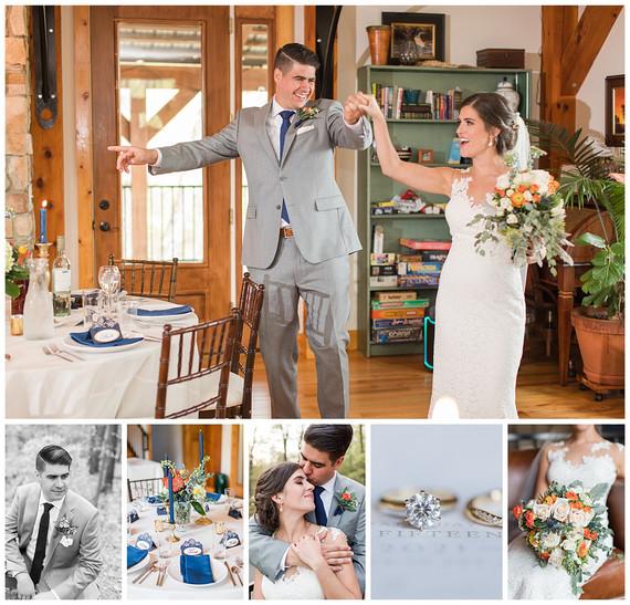 Joe + Maggie Wedding | Brush Mountain Lodge, Spring Mills, PA
