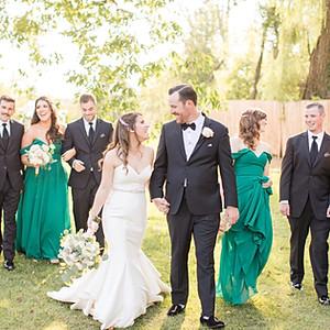 Andrew + Jessie Wedding