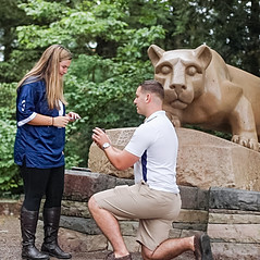 Jen + Joe Proposal