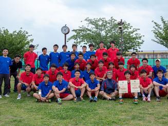 【県大会】団体戦 3位! 関東大会出場権獲得