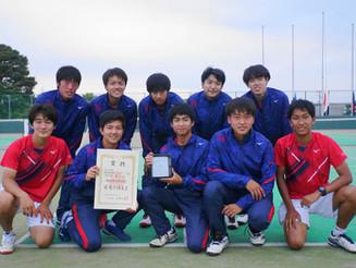 【関東高校テニス】結果報告