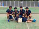 【神奈川県高校テニス】団体戦優勝