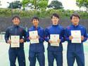 【神奈川県高校テニス】個人戦結果報告