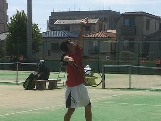 【神奈川県高等学校テニス大会】S伊藤 優勝!!D伊藤/赤西組 ベスト8!