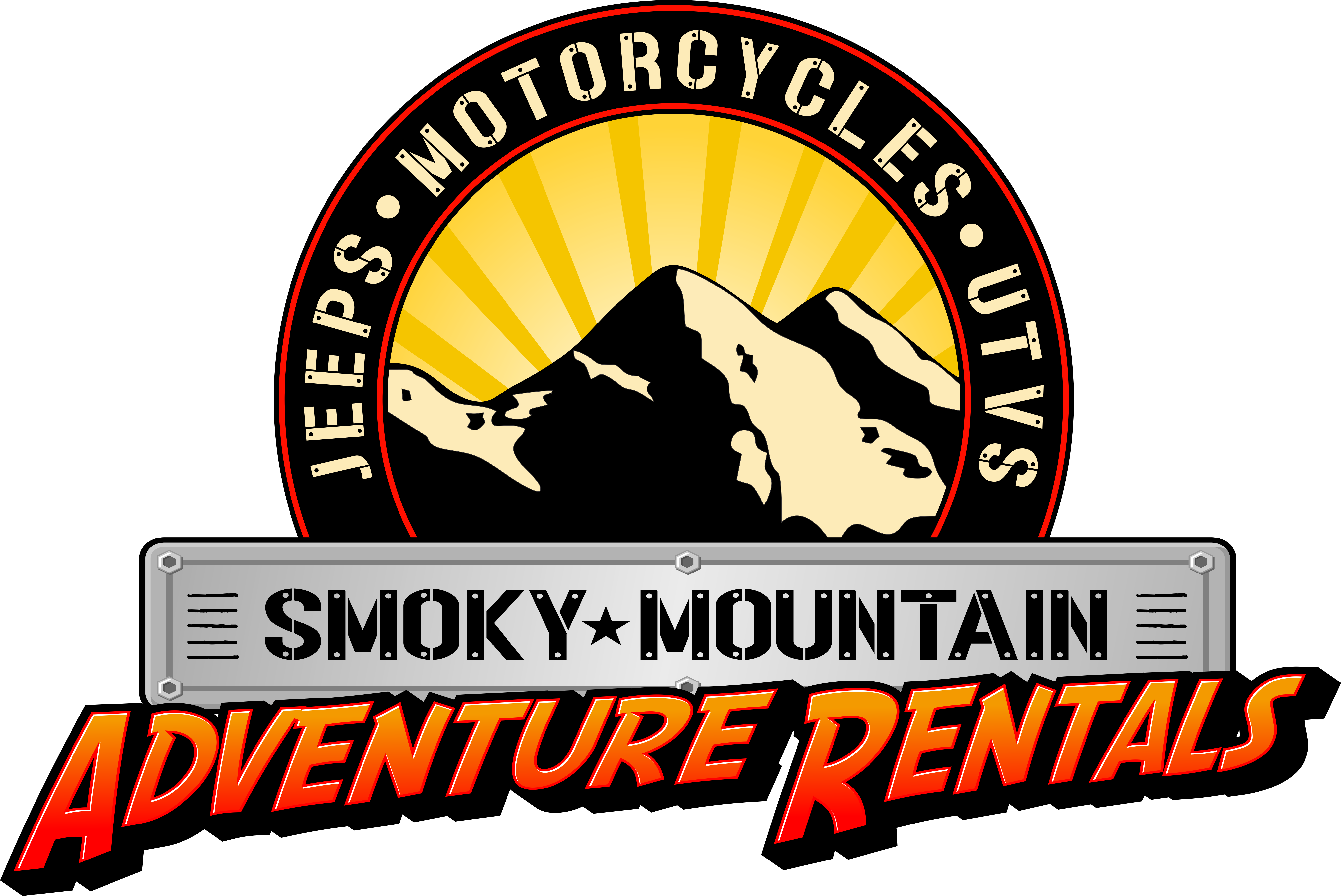 SMOKY MOUNTAIN ADVENTURE RENTALS LOGO 2.
