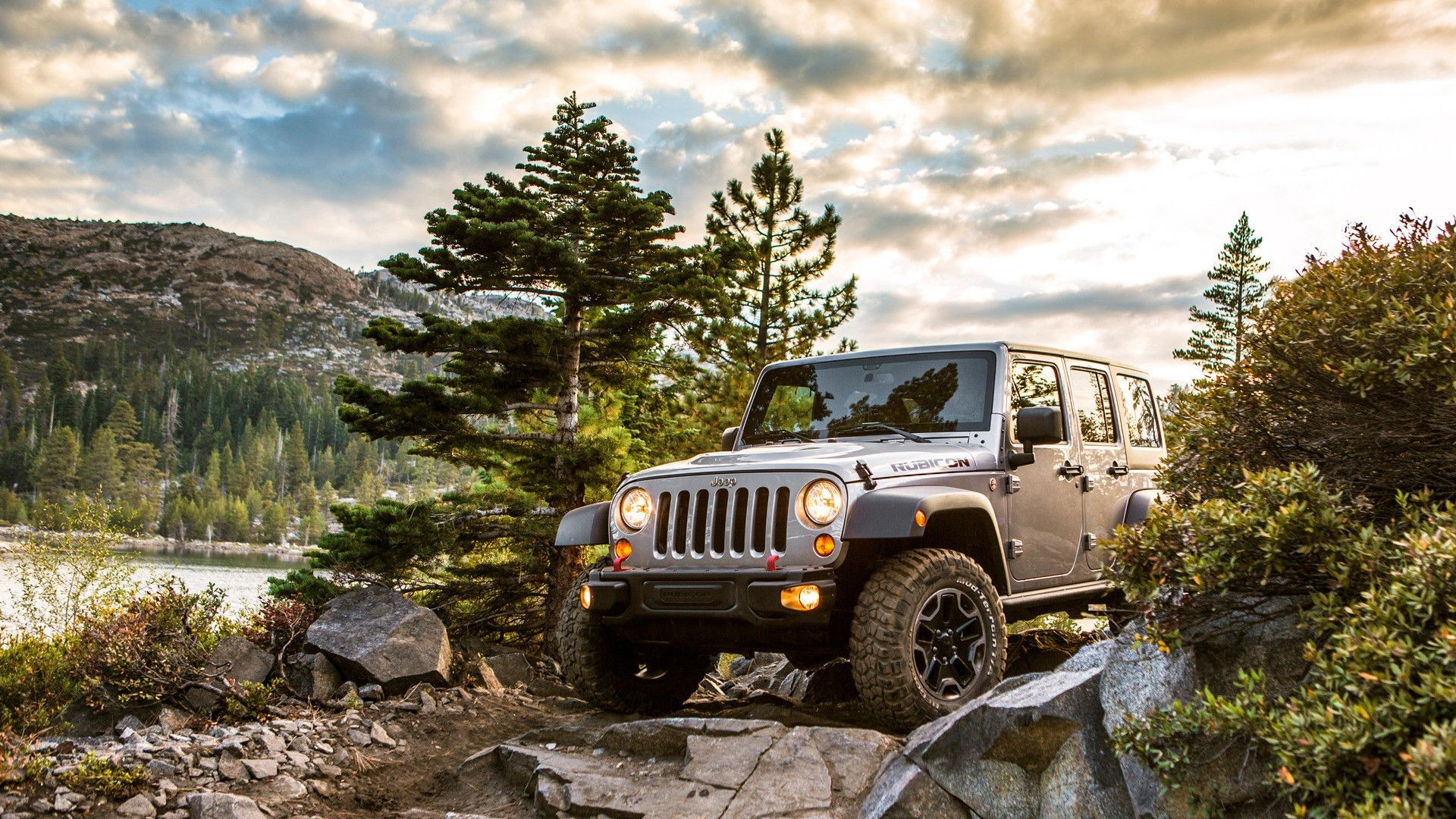 Jeep smoky