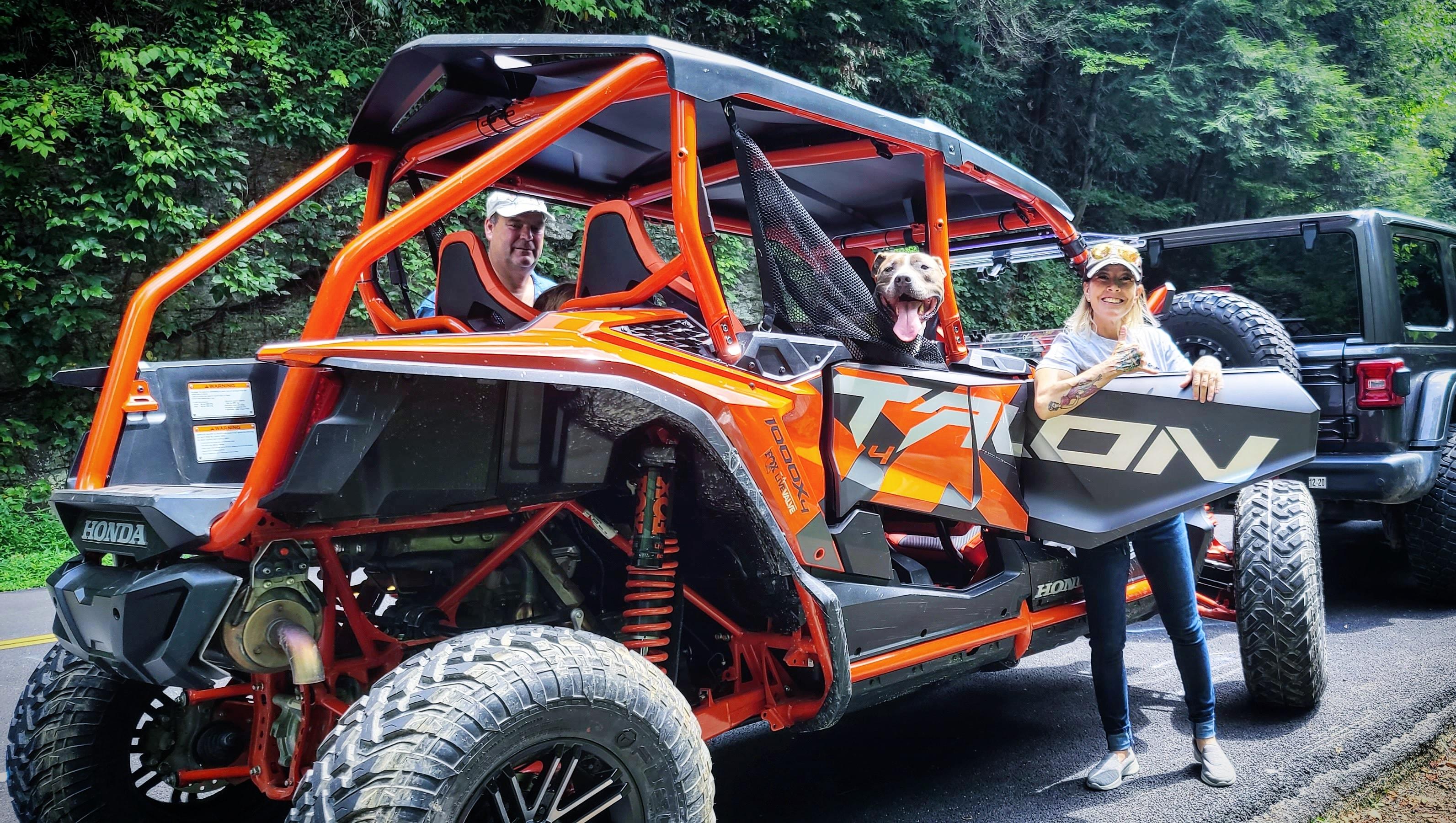 Smoky Mountain Adventure Rentals 15