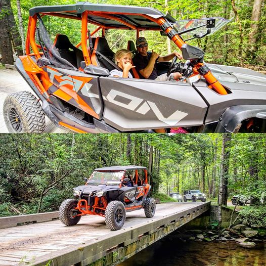 Smoky Mountain Adventure Rentals 10