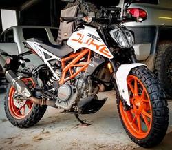 #ktm #390 #duke #mauidualsport #motorcyc