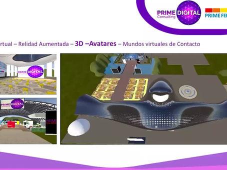 Escenarios 3D - para endomarketing. Ver más...