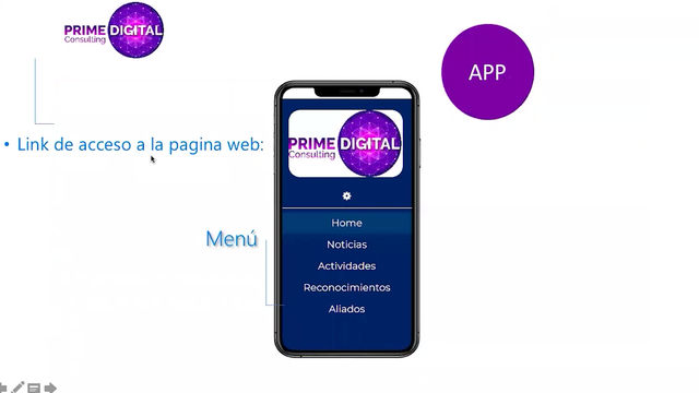 Desarrollo de apps y ambientes web para empresas