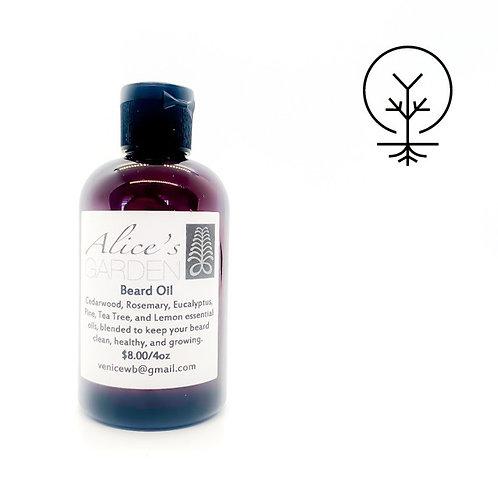 Alice's Garden- Beard Oil