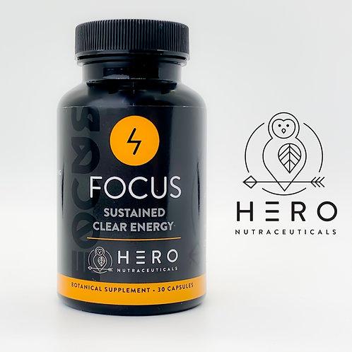 HERO Nutraceuticals - FOCUS