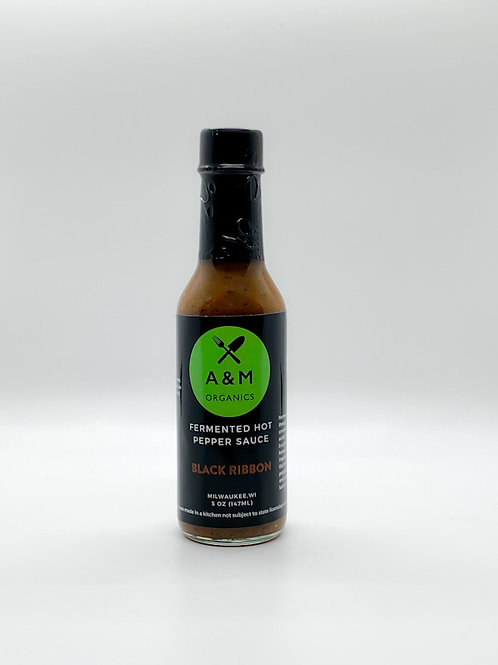 A & M Organics - Black Ribbon
