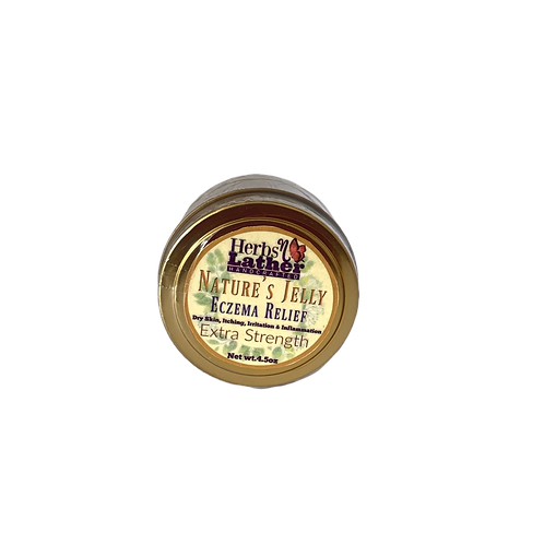 Herbs N Lather- Natures Jelly- Eczema Relief Extra Strength