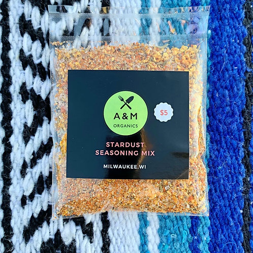 A & M Organics - Stardust Seasoning