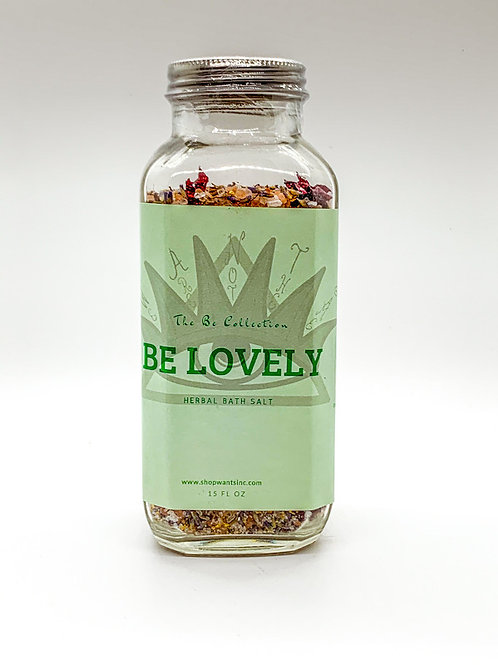 The Be Collection - Be Lovely