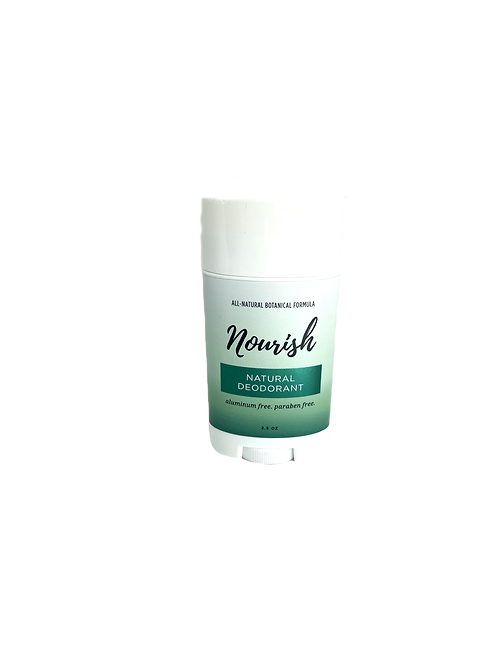Nourish Natural Products - Natural Deodorant