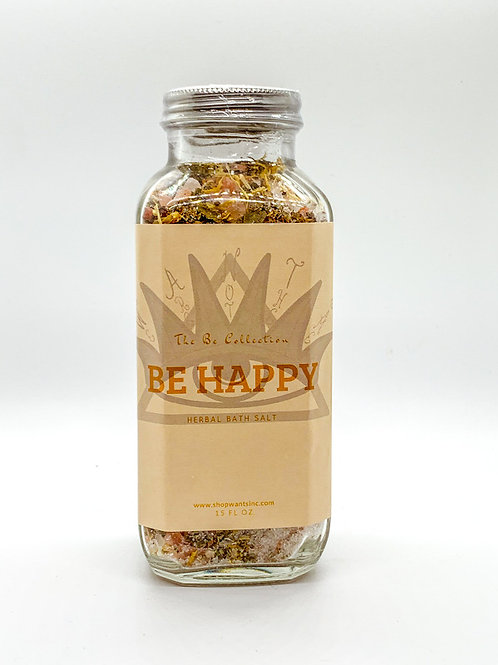 The Be Collection - Be Happy