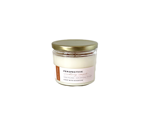 Blossom Candle Co- Cranberry Compote