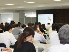 採用学研究所の伊達・神谷・杉浦が「マイナビ新卒採用セミナー」に登壇しました