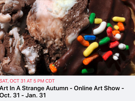 The Wandering Gallery Is Having An Online Art Show For Autumn