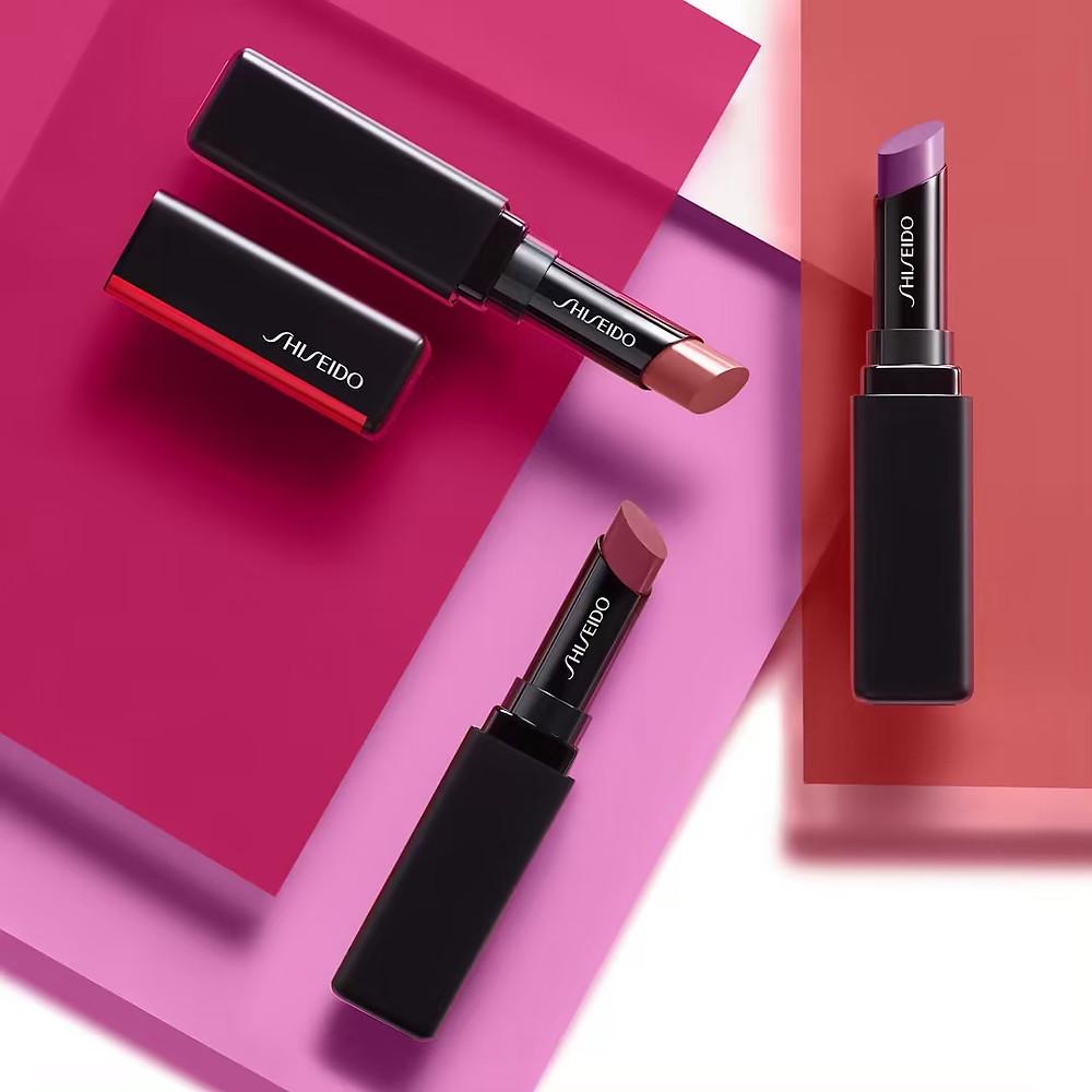Shiseido Color Gel Lip Balm