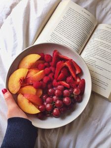 Tỉnh táo trước đồ ăn vặt