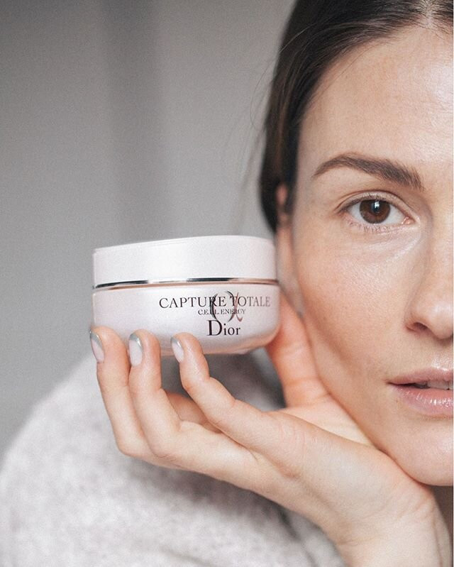 Dior Capture Totale C.E.L.L. Energy Firming & Wrinkle-Correcting Cream