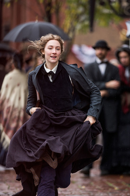 """WAS """"LITTLE WOMEN"""" THE 19TH CENTURY """"SEX AND THE CITY""""?"""
