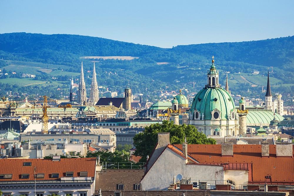 Thành phố Vienna, Áo