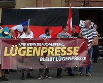 """Auseinandersetzen statt Abschotten: """"Lügenpresse"""" als Warnsignal (Deutschlandfunk Kultur)"""