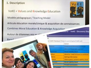 Des représentants IMC Coaching à la journée SIETAR France