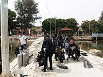 Kursus Diving