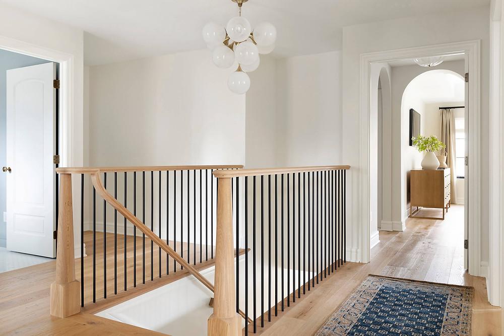 Modern Tudor Owner's Suite Reveal