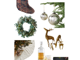 4 Holiday Decor Styles to Deck the Halls