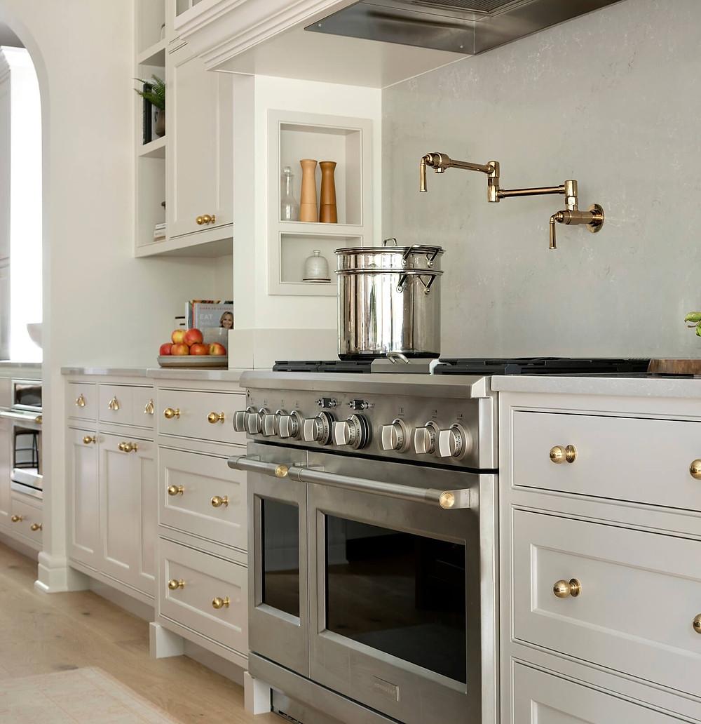 Our favorite kitchen niche designs.