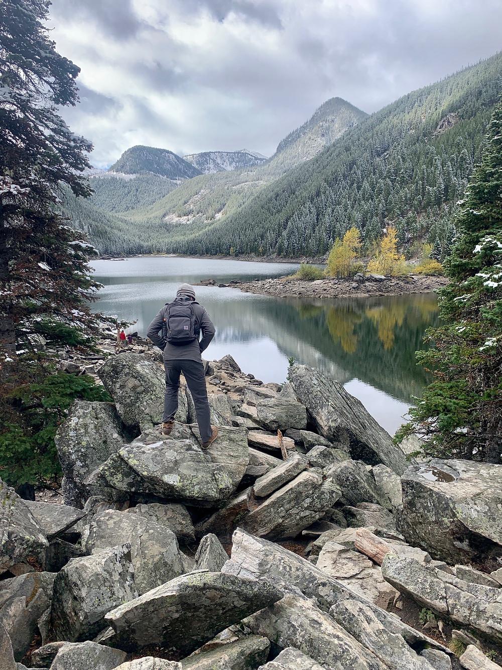 Big Sky, Montana Hiking Adventure