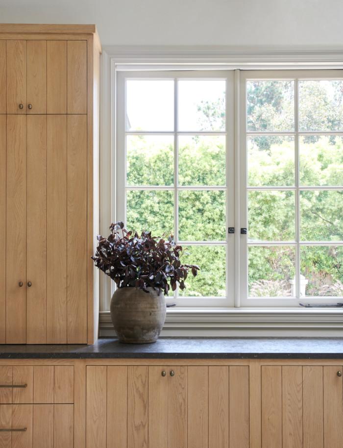 10 unique kitchen cabinet trends, kerf paneling
