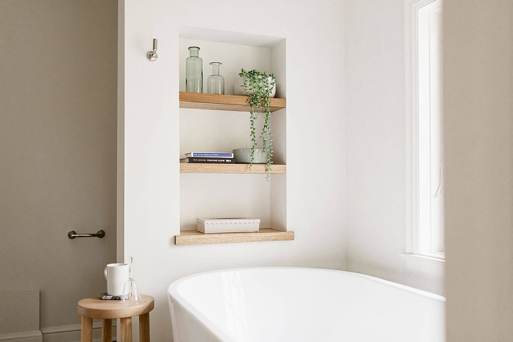 Our favorite bathroom niche designs.