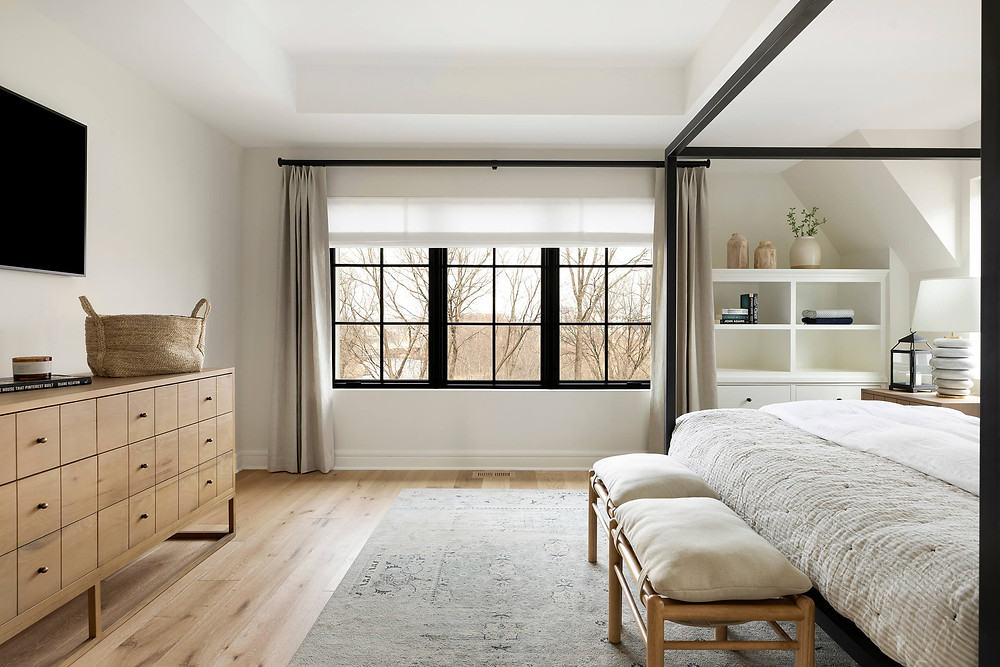 10 ways to add character to your home, add hardwood floors.