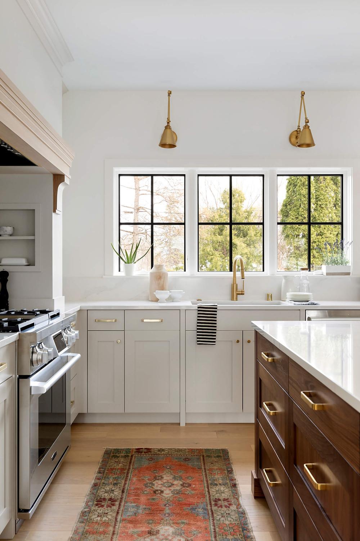 10 unique kitchen cabinet trends, tie kick vs baseboards