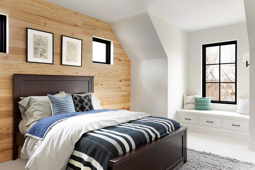 Using reclaimed wood in your home, using sustainable design materials.