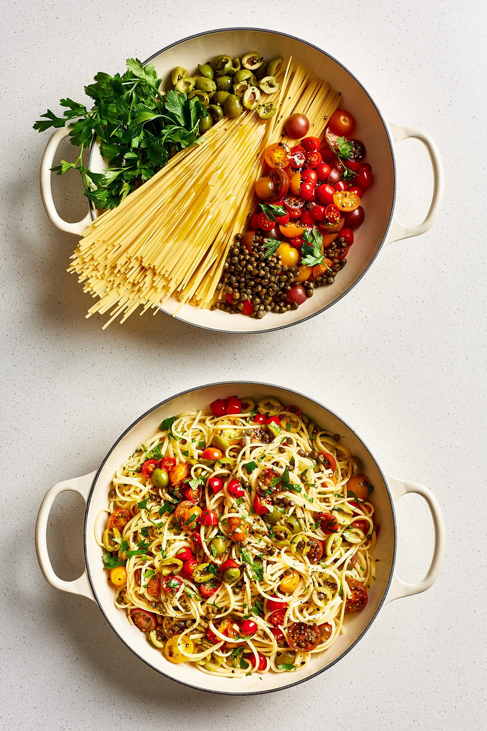 5 ingredient one pot pasta recipes
