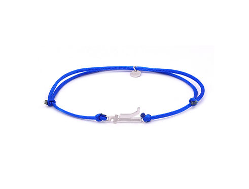 TWO CHARACTER THREAD BRACELET