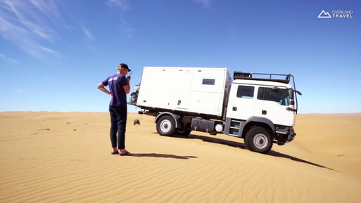 The Big Five Expedition - Overland Travel
