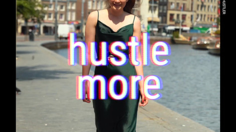 Outfit Hustler Launch video NL