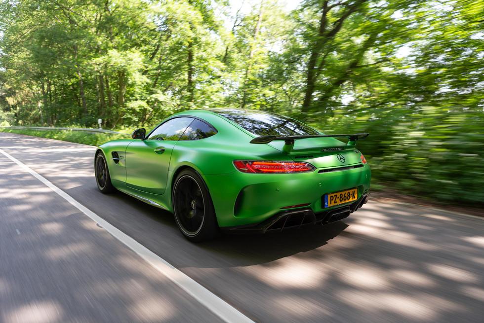 AMG GT-R - Hartvoorautos.nl